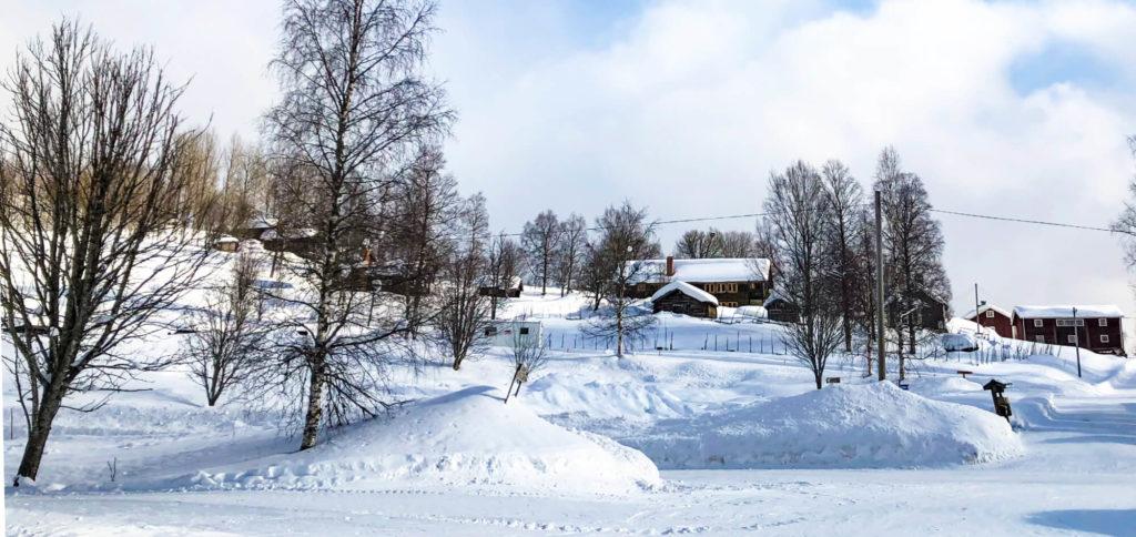 Mattila på vintern